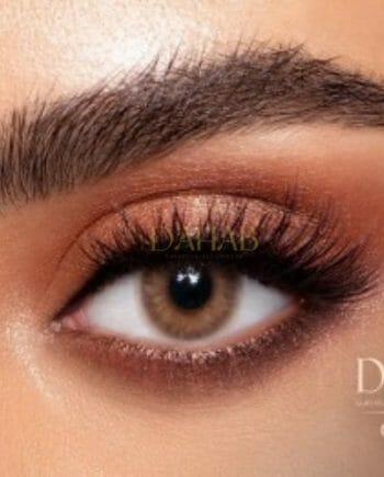 Buy Dahab Cat Eye Contact Lenses - Gold Collection - dahabcontactlenses.pk